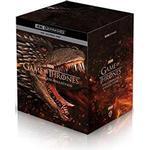Säsong Filmer Game Of Thrones - Seasons 1-8 [4K Blu ray]
